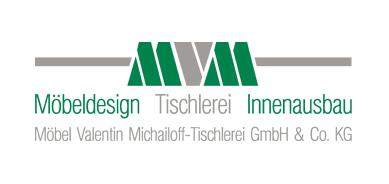 Möbel Valentin Michailoff-Tischlerei GmbH & Co.KG - Logo